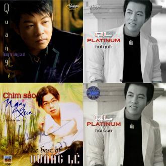 Album Quang Lê chọn lọc -