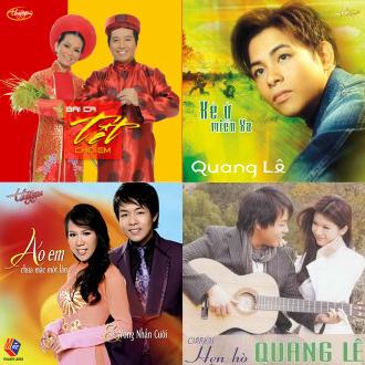 Album Tuyển Tập Các Bài Hát Hay Nhất Của Quang Lê -