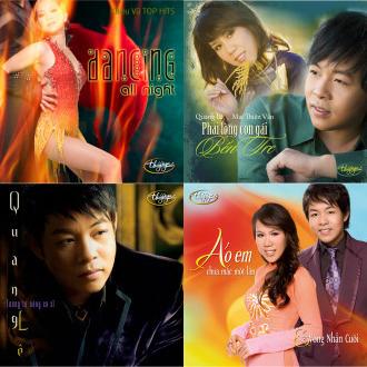 Album nhạc Quang Lê -