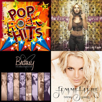 Album Britney Spears -