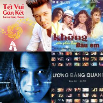 Album Tuyển Tập Những Ca Khúc Hay Nhất Của Lương Bằng Quang -
