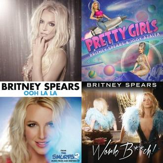Tuyển Tập Những ca khúc hay nhất của Britney Spears -