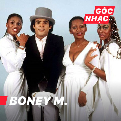 Góc nhạc Boney M. - Boney M.